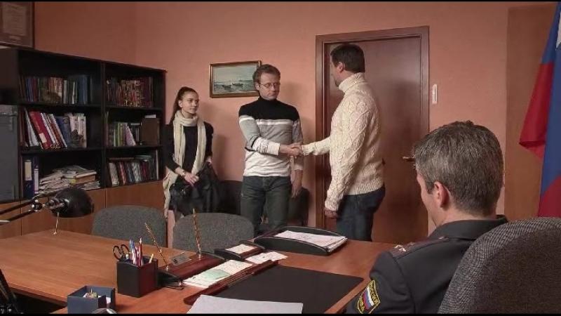 Ментовские войны 7 сезон 2013 год 5 серия Шилов и Орехов Новые сотрудники