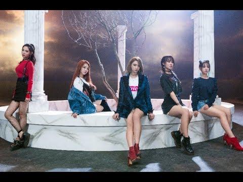 内地偶像女团新势力 BLINGBOOM 首支单曲《 I Need Yuh》完整版MV重磅来袭!