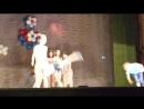 8 марта танец Терелесовский