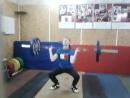 62 кг тренировка перед соревнованиями