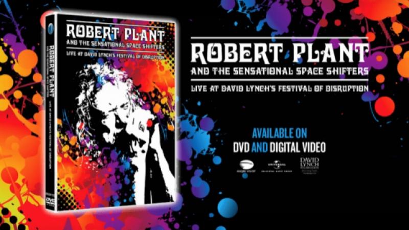Robert Plant The Sensational Space Shifters Live at David Lynchs Festival 2016@[2018, Rock, HDRip]