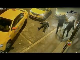 Russians beat up niggers