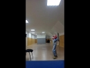 Персональная тренировка Иван Борисовских 07 02 2018 год