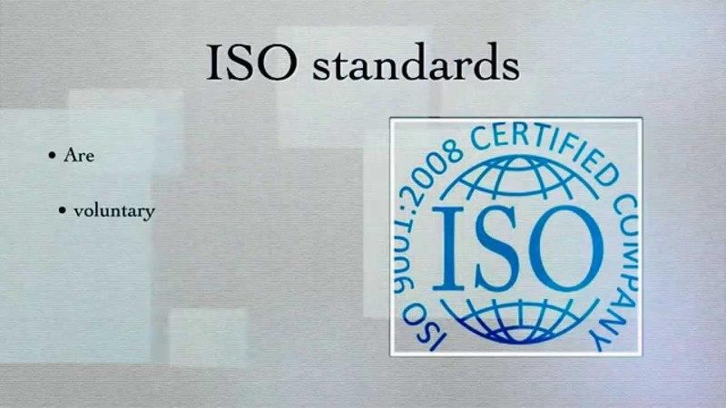 ISO 9000 quality principles