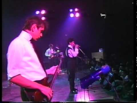 Up All Night - Tuxedomoon - La Edad de Oro, Madrid 1985