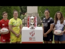 Women's HSBC World Rugby Sevens Series Paris 2018
