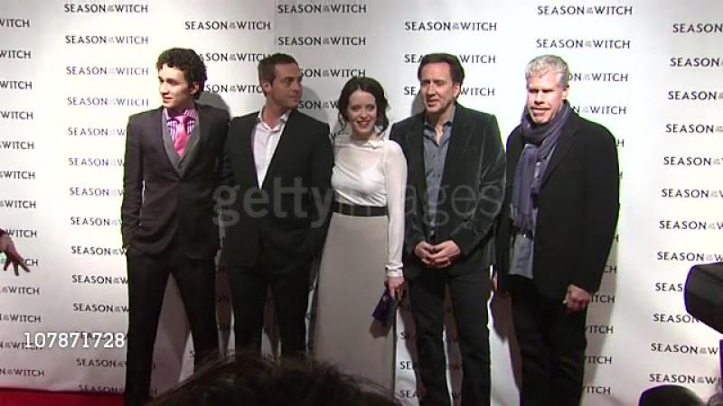 4 января 2011 › Премьера фильма «Время ведьм»