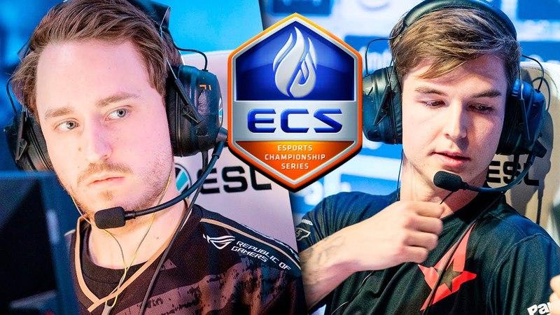 ECS S5 - BEST MOMENTS - DAY 5 EU NA