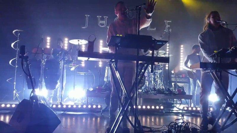 Smile Julia - Jungle / LIVE in SLC 4/7/18