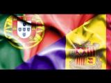 Андорра 0:2 Португалия обзор матча 07.10.2017