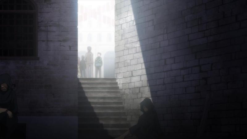 [AniStar] Saredo Tsumibito wa Ryuu to Odoru И все же, грешник танцует с драконом - 3 серия