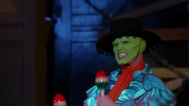 Jim Carrey - Cuban Pete from The Mask [HD]