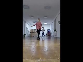 Танцы импровизация Мелешко Екатерина