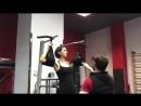 Тренировка в гравитроне