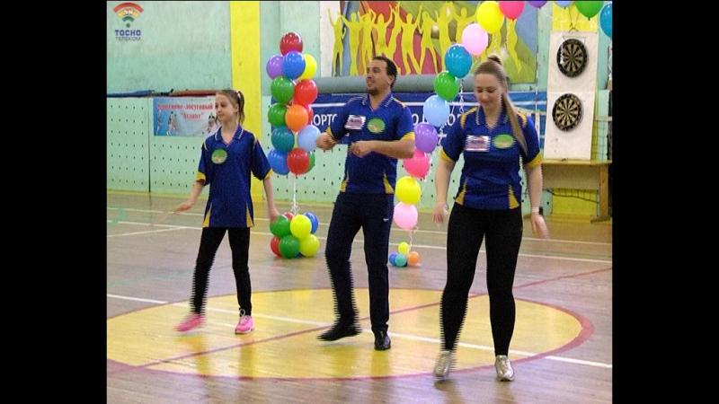 Соревнования семейных команд Планета спорта прошли в г.Тосно