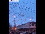 Завтра в 18.00 выпускаем в небо по одному белому шару в небо в память погибшим детям в Кемерево передай по цепочке