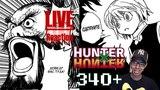 Vezaks реакция Темный Материк и предыстория Курапики! Hunter X Hunter МАНГА глава 340 + экстры