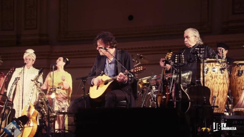 Joe Bonamassa Song of Yesterday Live at Carnegie Hall An Acoustic Evening