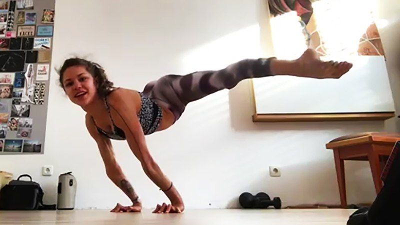 INCREDIBLE Contortion Flexibility and stretching best of [ Stefanie Millinger ]