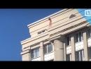 Голышом по крышам Петербурга