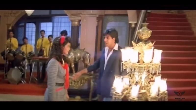 Jaam Wo Hai Jo Bhar Ke - Sainik (1993) Full Video Song -HD- - YouTube