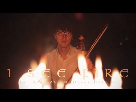 Ed Sheeran - I See Fire - The Hobbit - Jun Sung Ahn Peter Hollens Cover