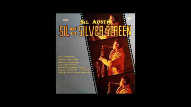 Sil and the silver screen FULL ALBUM sil austin