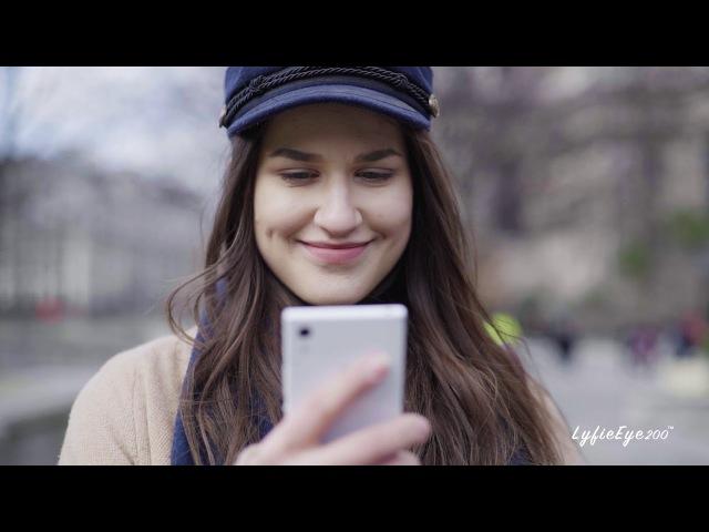 LyfieEye200: World's Smallest 360 VR/AR Camera