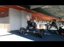 Конкурс WPUF, становая тяга 130 кг.