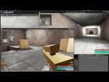 Стрим по созданию сетевого шутера на Unreal Engine 4