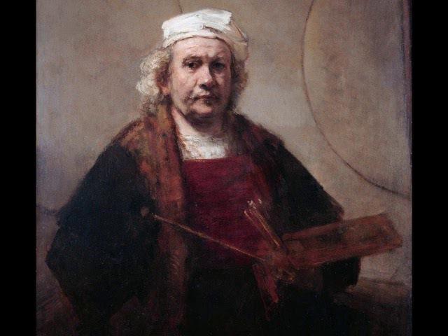 Живопись Рембрандта
