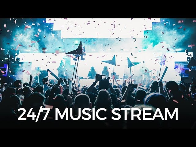 Uncaged Radio 24 7 Music Live Stream ✦ Bass Music Trap EDM Gaming