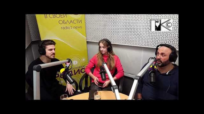 Фигуристы Александра СТЕПАНОВА и Иван БУКИН в интервью Николаю ПИВНЕНКО - 22 февраля 2018
