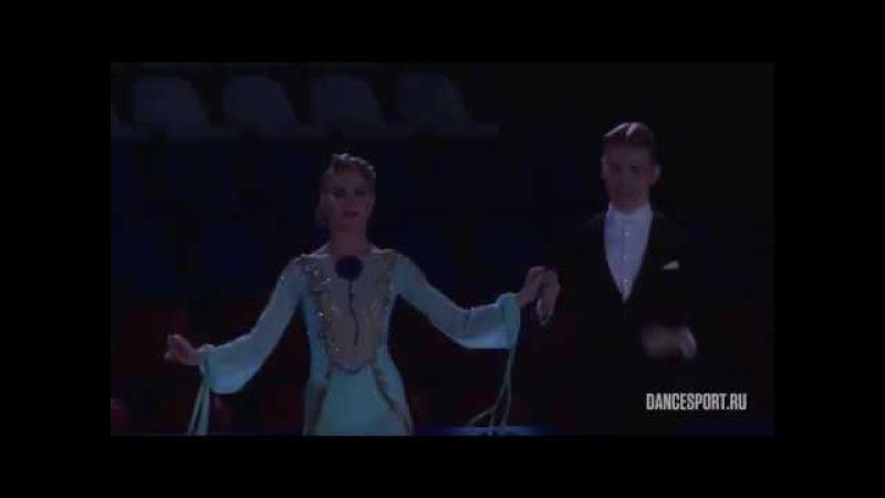 Dmitry Stepantsov - Ksenia Sablina, RUS, 1/2 Quickstep