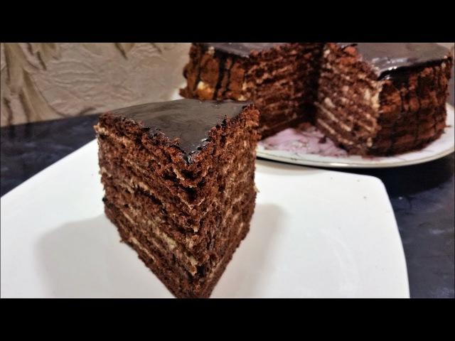 Торт Спартак Ани Кухня