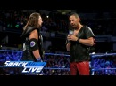 • P1 «Community» | AJ Styles and Shinsuke Nakamura come face to face ahead of WrestleMania: SmackDown LIVE, March 13