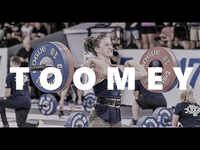 Tia Toomey | MOTIVATIONAL Workout Video | CrossFit Games 2017 | HD