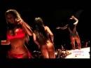 Горячий танец колумбийских девочек)