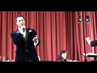 Евгений Кунгуров/Evgeny Kungurov - Ах ты, душечка ( live)