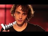 The Police (Roxanne) Xam Hurricane The Voice France 2018 Blind Audition