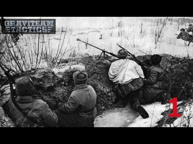 Graviteam Tactics: Operation Star - Taranovka Soviet Defense | First Dawn