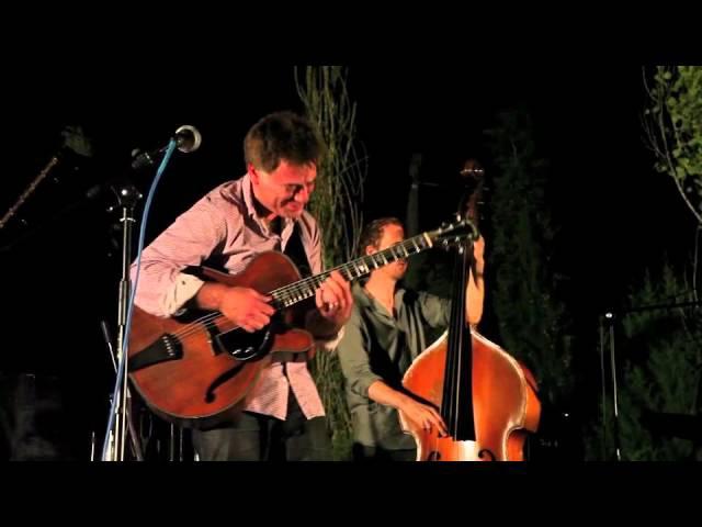 Begues Jazz Camp 2010 - Airegin - P. Bernstein, E. Degibri, M. Kanan, J. Rossy, B. Street (Part 1)