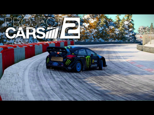 Project Cars 2 | A Lap Around Nürburgring Nordschleife in a Ford Focus RS RX WRX Rallycross Car