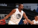 Kevin Durant (19 pts, 6 reb, 5 ast, 3 stl, 1 blk) Highlights vs Team Stephen / NBA All-Star Game