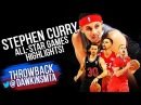 Stephen Curry Career All Star Games Full Highlights 2014 2017 FreeDawkins