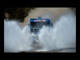 Rally Dakar 2018 Peru Best Fan moments Day Dia 7 La Paz Bolivia. Trucks crossing water. Rest Day.