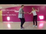 Salsa Casino. Nikita Antsukhskiy &amp Margarita Spichkina Dance Studio 25.5