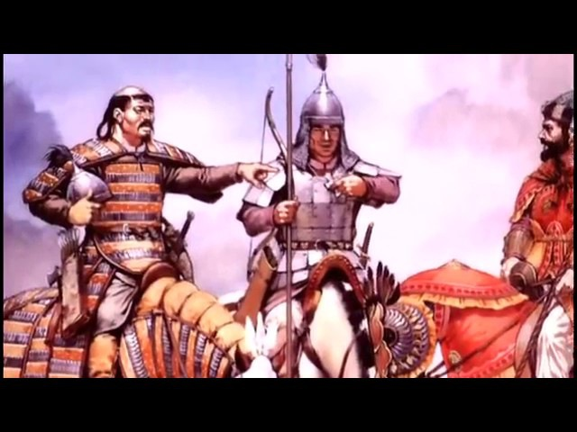 ИСТОРИЯ ЗОЛОТОЙ ОРДЫ Цикл Великие Империи мира документальный cut