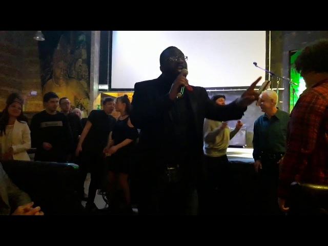 Джазовый отдел Чебоксарского музыкального училища, Клив Джонс в Чебоксарах Superstition, 14 03 2018