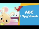 Let's Play I Spy Vowels! | ABC PlayKids